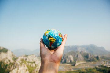 astuces pour décorer sa maison avec globe terrestre
